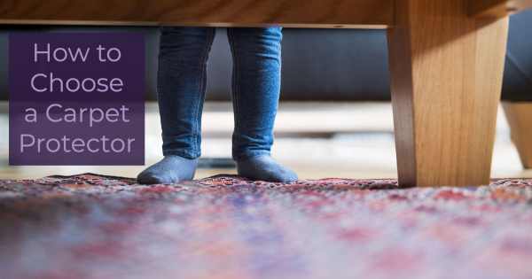 How to Choose a Carpet Protector