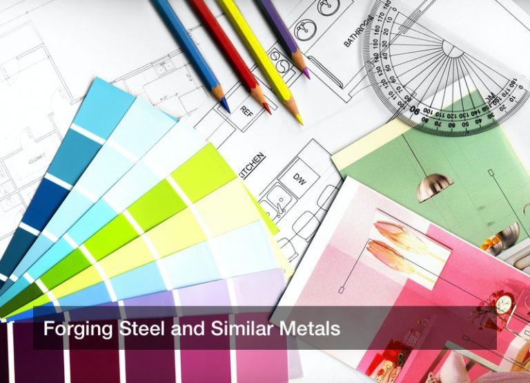Forging Steel and Similar Metals