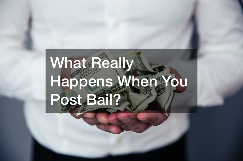 What Really Happens When You Post Bail?